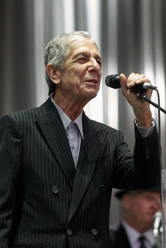 01-2008-02069 - Leonard Cohen (CAN)