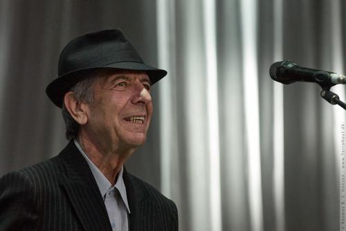 01-2008-02070 - Leonard Cohen (CAN)