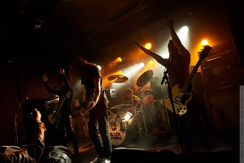 01-2011-13034 - The Black Spiders (UK)