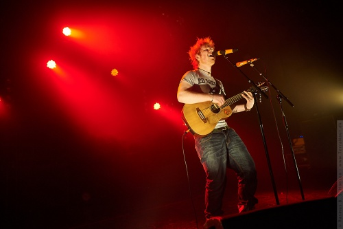 01-2012-02361 - Ed Sheeran (UK)