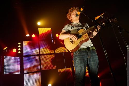 01-2012-02411 - Ed Sheeran (UK)