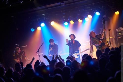 01-2012-14206 - The Levellers (UK)